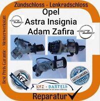 Opel Astra J Zündschloss Lenkradschloss - Reparatur