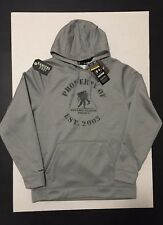 Under Armour WWP Property Of Fleece Hoodie 1261127-025 Mens Size M