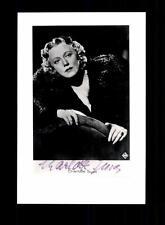 Charlotte Susa UFA Autogrammkarte Original Signiert # BC 109184