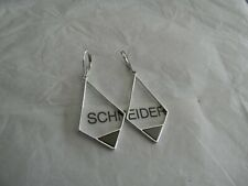 earrings Rv $29 Free ship nwt Premier Designs Looking Sharp silver reversible