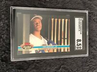 1991 Topps Stadium Club Ken Griffey Jr #270 SGC 8.5 not PSA