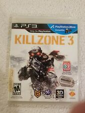 Killzone 3 PlayStation 3 PS3 COMPLETE TESTED FREE S/H