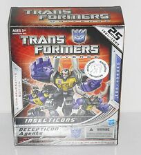 Transformers G1 INSECTICONS Toys R Us Exclusive Commemorative Reissue Edition