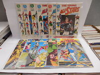 Young All-Stars DC Comic Books 1-11 & Annual 1 Hawkman Dr. Fate Green Lantern