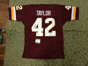 charley taylor jersey