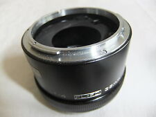 Camera lens EXTENSION TUBE auto for CANON SLR  VIVITAR AT-4 FL-FD 36 mm  .. X7