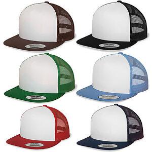 Urban Classics Flexfit Classic Trucker Cap Original 2TONE Baseball Snapback Cap