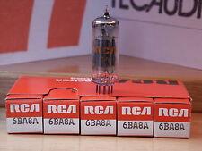6BA8A -  RCA  -   VALVULA  ( ELECTRONIC TUBE )    ( NOS )  1  VALVULA