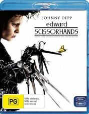 Edward Scissorhands (Blu-ray, 2008)