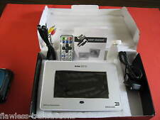 """HITACHI DATA SYSTEMS BROCADE ONE 2010 Silver 7"""" Lcd  Digital Picture Photo Frame"""