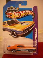 Hot Wheels '69 Mercury Cougar Eliminator HW Showroom Orange