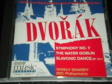 Dvorák - Symphony No.7 - BBC Music Magazine - CD Album - 1997 - 6 Tracks