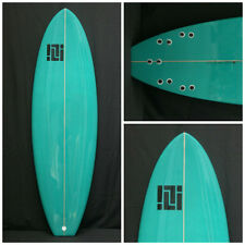 Surfboard 6'3 Funboard Fish - O.L.I Green