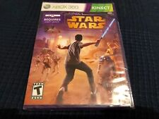 Kinect Star Wars (Microsoft Xbox 360, 2012) New sealed