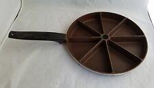 Vintage Nordic Ware Jon' E Bake Pan American made Northland Cornbread Skillet