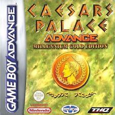 Caesars Palace Advance - Millennium Gold Edition GBA