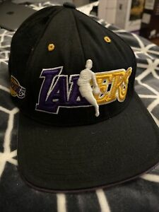LOS ANGELES LAKERS Adidas  L/XL Hat USED