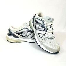52ef4c8cbd032 New Balance 1012 Mens Size 10.5 White/Grey Training Walking Shoes D MX1012WN
