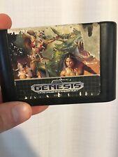 Golden Axe II (Sega Genesis, 1991)-Cartridge Only-Tested