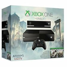 Xbox One With Kinect: Assassin's Creed Unity Bundle 500GB Hard Drive Video Game