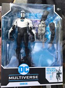 DC Multiverse Shriek McFarlane Toys Jokerbot BAF Batman Beyond Sealed IN HAND