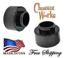 """Expedition Suburban Tahoe Yukon Escalade 2"""" Rear Coil Spring Spacers Lift Kit"""