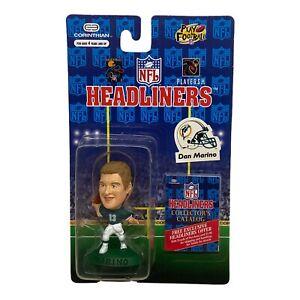 NFL Headliners Dan Marino Miami Dolphins 1997 Corinthian