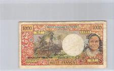 Tahiti Papeete 100 Francs (1985) H.7 n° 15733891 Pick 27d