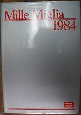 MILLE MIGLIA 1984, 1000 MIGLIA, LIBRERIA DELL'AUTOMOBILE CLUB Di BRESCIA, NEW!