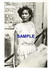 PHOTO BIANCA JAGGER ROLLING STONES MICK JAGGER - RECEPTION RODDY LLEWELLYN 1981