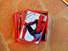 Spiderman, 2017, Marvel - Panini - 100 different stickers