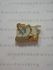 1998 Disney Store The Rescuers AVIATOR ORVILLE Gift With Purchase GWP Mini Pin