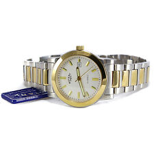 Authentic Rotary Men's Classics CGB00002/02 Watch Two-tone Stainless/Gold tone