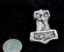 Thors Hammer steling Silver pendant