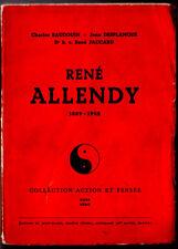COLLECTIF, RENÉ ALLENDY