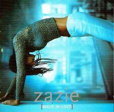 CD - ZAZIE - Made in love