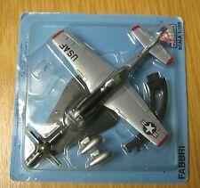 Italeri fabbri 1/100 diecast Flugzeug P-51 mustang ovp
