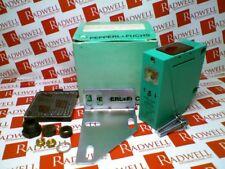 PEPPERL & FUCHS OCS5000-F8-E4 (Surplus New not in factory packaging)