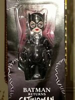 "LDD Presents Batman Returns Catwoman 10"" Doll with Black Vinyl Cat Suit and Whip"