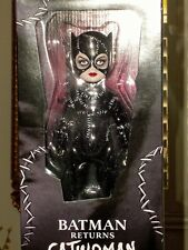 """LDD Presents Batman Returns Catwoman 10"""" Doll with Black Vinyl Cat Suit and Whip"""