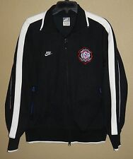 EUC MENS M NIKE N98 TEAM US USA SOCCER TRACK TOP JACKET MR CARTOON COLAB RARE