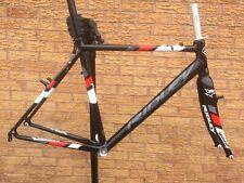 Ridley X-Bow Cyclocross Cantilver Frameset Alloy Frame Carbon Fork Black, Med