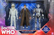 Doctor Who Tenth Doctor Collector Set, Vashta Nerada, New, Cyberman, BNIB,10'th