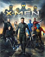 X-Men: Days of Future Past BRAND NEW SEALED BLU-RAY Hugh Jackman James Mcavoy