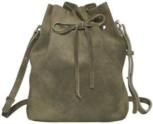 Olympus Bucket Bag Olive En Vogue