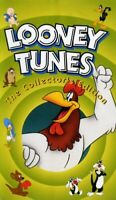 Looney Tunes The Collector's Edition Vol 4 Daffy Doodles VHS Rare OOP