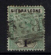 Sierra Leone SG# 50, Used, Hinge Remnant -  Lot 031217