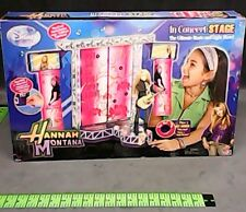 DOLL INCLUDED  Hannah Montana IN CONCERT POP STAGE ( Miley Cyrus)