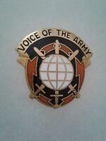 Authentic US Army Signal Command DI DUI Unit Crest Insignia D22