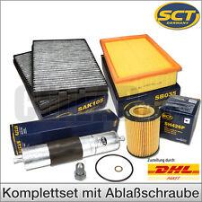 BMW 5er E39 520i 523i 528i | 5-tlg Inspektionspaket Filterset Filtersatz Filter